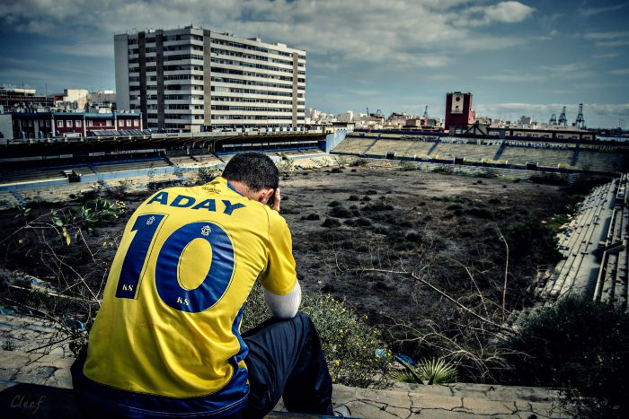 This La Liga Stadium Was Left Abandoned and Now It's a Public Park [PHOTO SERIES]